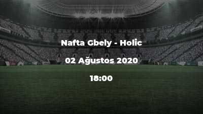 Nafta Gbely - Holic