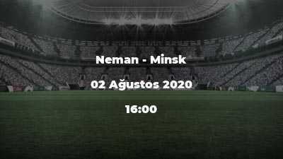 Neman - Minsk