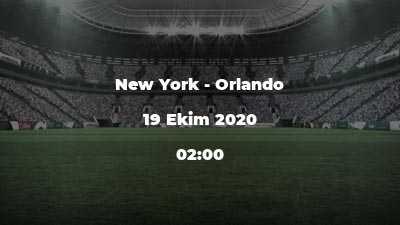 New York - Orlando
