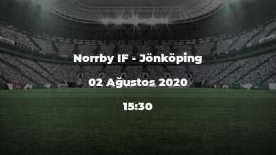 Norrby IF - Jönköping
