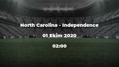 North Carolina - Independence