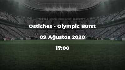Ostiches - Olympic Burst
