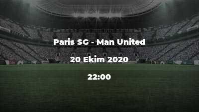 Paris SG - Man United