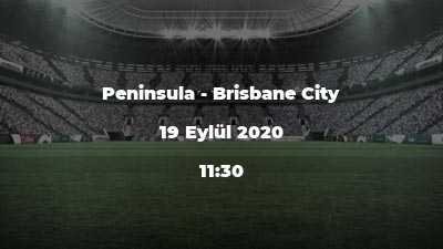 Peninsula - Brisbane City