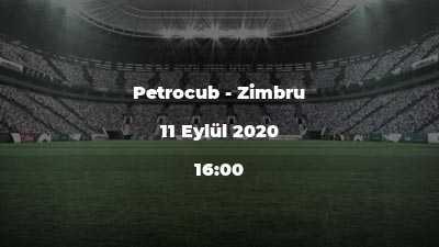 Petrocub - Zimbru