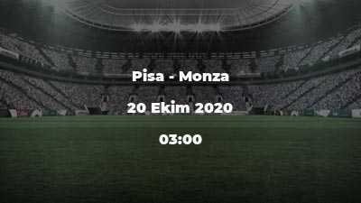 Pisa - Monza