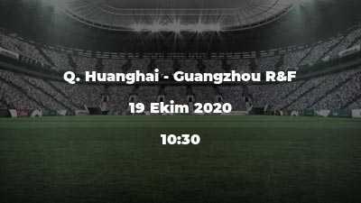 Q. Huanghai - Guangzhou R&F