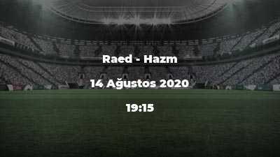 Raed - Hazm