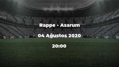 Rappe - Asarum