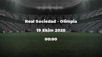 Real Sociedad - Olimpia