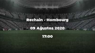 Rechain - Hombourg