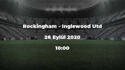 Rockingham - Inglewood Utd