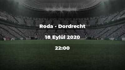 Roda - Dordrecht