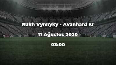 Rukh Vynnyky - Avanhard Kr
