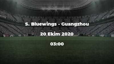 S. Bluewings - Guangzhou
