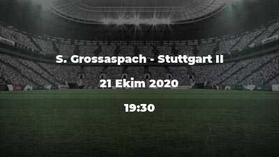 S. Grossaspach - Stuttgart II