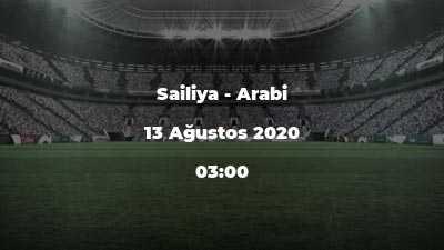 Sailiya - Arabi