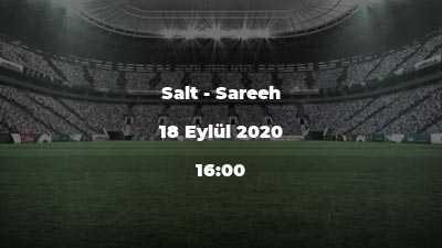 Salt - Sareeh