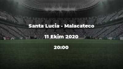 Santa Lucia - Malacateco