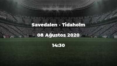 Savedalen - Tidaholm