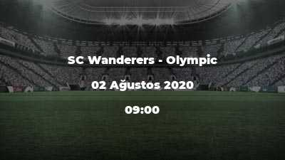 SC Wanderers - Olympic