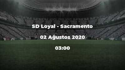 SD Loyal - Sacramento