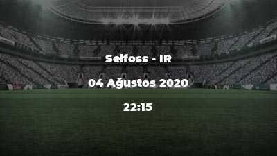 Selfoss - IR