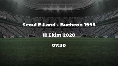 Seoul E-Land - Bucheon 1995
