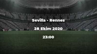 Sevilla - Rennes