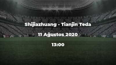 Shijiazhuang - Tianjin Teda