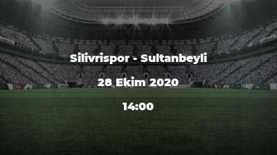 Silivrispor - Sultanbeyli