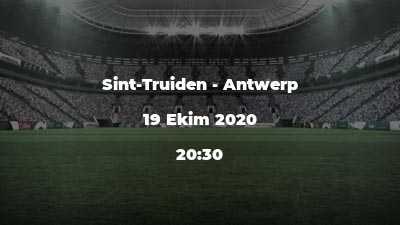 Sint-Truiden - Antwerp