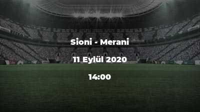 Sioni - Merani
