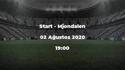 Start - Mjondalen