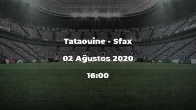 Tataouine - Sfax