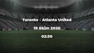Toronto - Atlanta United