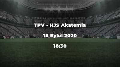 TPV - HJS Akatemia