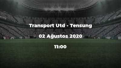 Transport Utd - Tensung