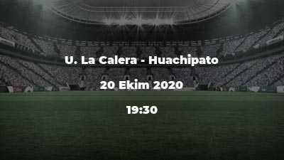 U. La Calera - Huachipato