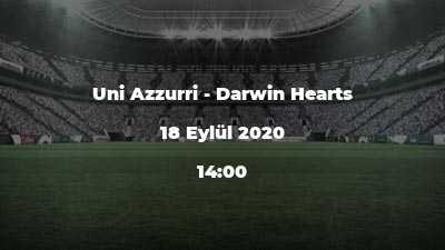 Uni Azzurri - Darwin Hearts