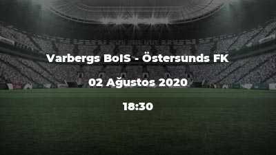 Varbergs BoIS - Östersunds FK