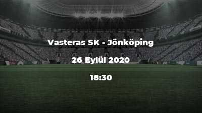 Vasteras SK - Jönköping