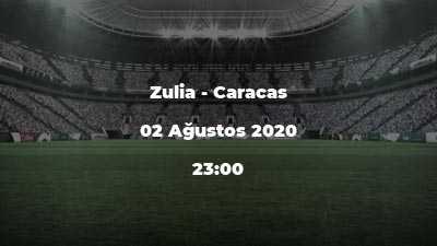 Zulia - Caracas
