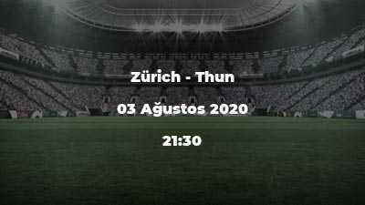 Zürich - Thun